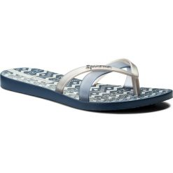 Japonki IPANEMA - Kirei Silk III Fem 82289 Blue/Silver 24496. Klapki damskie marki Nike. Za 64.99 zł.