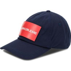 Czapka z daszkiem CALVIN KLEIN JEANS - J K40K400258 436. Niebieskie czapki i kapelusze męskie Calvin Klein Jeans. Za 159.00 zł.