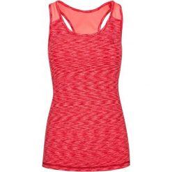 Loap Top Mauren, Różowy Melange, S. Czerwone t-shirty i topy dla dziewczynek Loap, ze skóry. Za 79.00 zł.