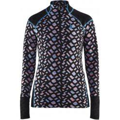 Craft Bluza Termoaktywna Nordic Wool Twisted Zip Black L. Bluzy sportowe damskie Craft, ze skóry. W wyprzedaży za 269.00 zł.