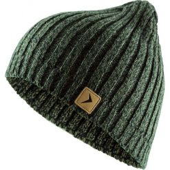Czapka męska CAM604 - khaki melanż - Outhorn. Brązowe czapki i kapelusze męskie Outhorn. Za 24.99 zł.