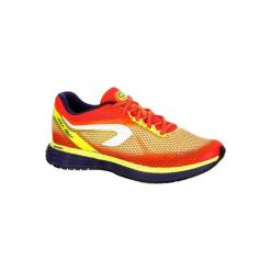 Buty do biegania KIPRUN FAST damskie. Fioletowe obuwie sportowe damskie KALENJI, z gumy. Za 249.99 zł.