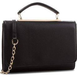 Torebka JENNY FAIRY - RC12699 Black. Czarne torebki do ręki damskie Jenny Fairy, ze skóry ekologicznej. Za 79.99 zł.