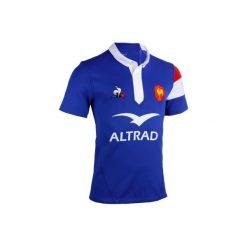 Koszulka replika Francuskiej Federacji Rugby i drużyny XV de France. T-shirty damskie marki DOMYOS. Za 409.99 zł.