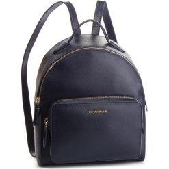 Plecak COCCINELLE - DF5 Clementine E1 DF5 14 01 01 Bleu B11. Niebieskie plecaki damskie Coccinelle, ze skóry. Za 1,249.90 zł.