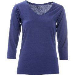 """Koszulka """"Kahlo"""" w kolorze niebieskim. T-shirty damskie Frieda Sand, z bawełny. W wyprzedaży za 65.95 zł."""