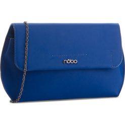Torebka NOBO - NBAG-F1010-C012 Granatowy. Niebieskie torebki do ręki damskie Nobo, ze skóry ekologicznej. W wyprzedaży za 99.00 zł.