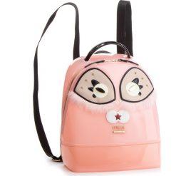 Plecak FURLA - Candy Ginger 978647 B BTF3 I75 Rosa Chiaro/Toni Perla. Czerwone plecaki damskie Furla, z tworzywa sztucznego. Za 1,355.00 zł.