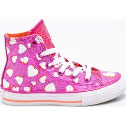 Converse - Trampki dziecięce. Buty sportowe dziewczęce marki bonprix. W wyprzedaży za 139.90 zł.