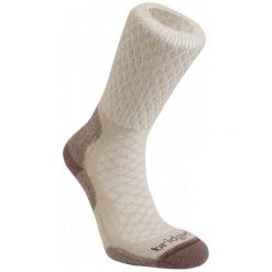 Bridgedale Skarpety Damskie Hike Lightweight Merino Comfort Boot Women's Sand/929 M. Szare skarpety damskie Bridgedale. Za 69.00 zł.
