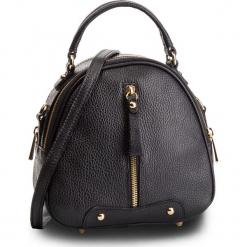 Torebka CREOLE - K10584 Czarny. Czarne torebki do ręki damskie Creole, ze skóry. Za 189.00 zł.