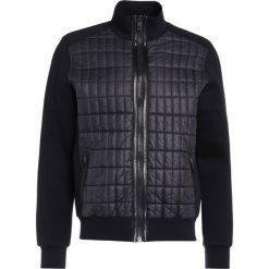 LAGERFELD Bluza rozpinana black. Kardigany męskie LAGERFELD, z materiału. W wyprzedaży za 1,047.20 zł.