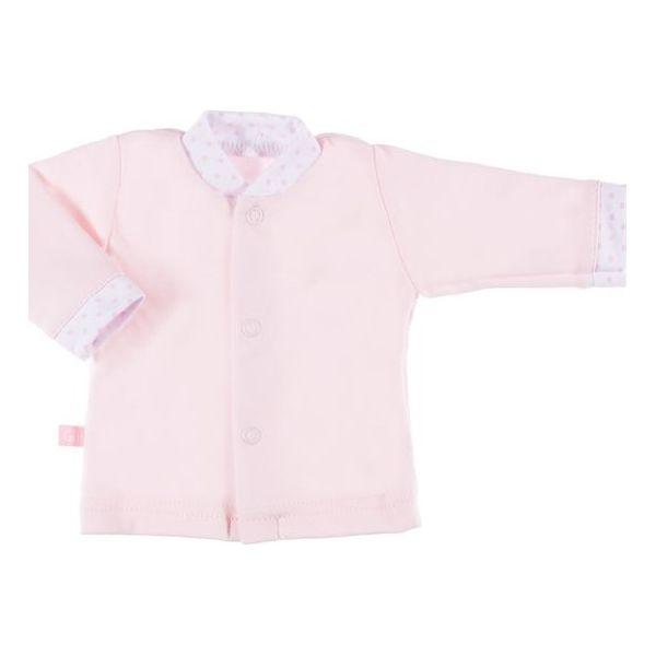 7d1f4ae784 Ewa Klucze Bluzka Dziewczęca Newborn 48 Różowy - Bluzki dla ...