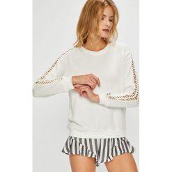 Undiz - Bluza piżamowa Juiciz Macramiz. Piżamy damskie marki MAKE ME BIO. W wyprzedaży za 69.90 zł.