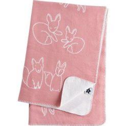 Kids Concept Kocyk Dwustronny Edvin Pink. Różowe kocyki dla dzieci Kids Concept. Za 127.50 zł.