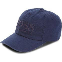 Czapka z daszkiem BOSS - Fritz 50378282 404. Niebieskie czapki i kapelusze męskie Boss. W wyprzedaży za 189.00 zł.