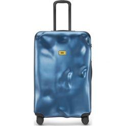 Walizka Icon duża niebieska. Walizki męskie Crash Baggage. Za 1,120.00 zł.
