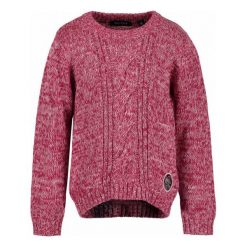Blue Seven Sweter Z Dzianiny Dziewczęcy 92 Biały/Czerwony. Swetry dla dziewczynek marki bonprix. Za 69.00 zł.