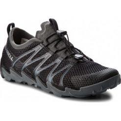 Buty MERRELL - Tetrex J18479 Black. Czarne buty sportowe męskie Merrell, z materiału. W wyprzedaży za 259.00 zł.