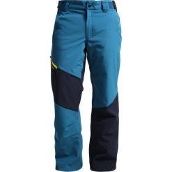 Ziener TAIO  Spodnie narciarskie blue sea. Spodnie snowboardowe męskie marki WED'ZE. W wyprzedaży za 431.20 zł.