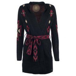 Desigual Sweter Damski Mali L, Czarny. Czarne swetry damskie Desigual, z materiału. Za 599.00 zł.
