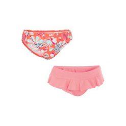 Dół kostiumu MADI HAPPY JR X 2. Czerwone stroje kąpielowe dla dziewczynek OLAIAN. W wyprzedaży za 34.99 zł.