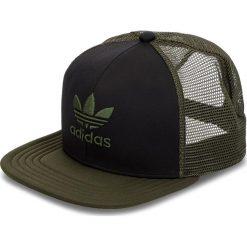Czapka z daszkiem adidas - Tref Herit Tru D98934 Ngtcar/Black. Zielone czapki i kapelusze męskie Adidas. W wyprzedaży za 119.00 zł.