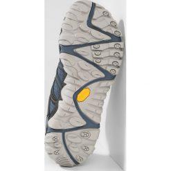 Merrell ALL OUT BLAZE AERO SPORT Obuwie hikingowe slate. Trekkingi męskie Merrell, z materiału, outdoorowe. Za 479.00 zł.