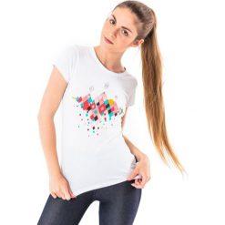 MARTES Koszulka Hi-Tec LADY HUBEL biała r. XL. T-shirty damskie MARTES. Za 32.14 zł.