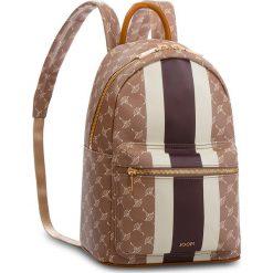 Plecak JOOP! - Cortina Due 4140004119 Latte Macchia 710. Brązowe plecaki damskie JOOP!, ze skóry ekologicznej. W wyprzedaży za 779.00 zł.