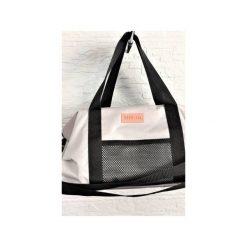 Sportowa torba Mili Fit Bag - grey/light grey. Szare torby podróżne damskie Militu, w paski. Za 230.00 zł.