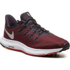 Buty NIKE - Quest AA7403 004 Oil Grey/Metallic Silver. Czerwone buty sportowe męskie Nike, z materiału. W wyprzedaży za 249.00 zł.