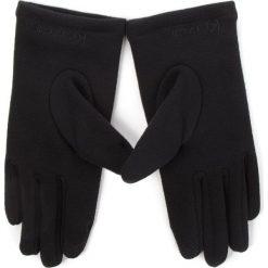 Rękawiczki Damskie KAZAR - 36186-DZ-00 Black. Czarne rękawiczki damskie Kazar, z materiału. Za 149.00 zł.