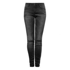 S.Oliver Jeansy Damskie 36/32 Czarny. Czarne jeansy damskie S.Oliver. W wyprzedaży za 150.00 zł.