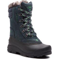 Śniegowce CMP - Kinos Wmn Snow Boots Wp 2.0 38Q4556 Antracite/Ice Mint 60BN. Kozaki damskie marki Roberto. W wyprzedaży za 279.00 zł.