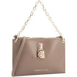 Torebka VERSACE JEANS - E1VSBBG4  70779. Brązowe torebki do ręki damskie Versace Jeans, z jeansu. Za 649.00 zł.