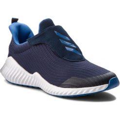 Buty adidas - FortaRun Ac K AH2628 Conavy/Blue/Ftwwht. Niebieskie obuwie sportowe damskie Adidas, z materiału. W wyprzedaży za 149.00 zł.