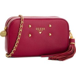Torebka GUESS - HWBONI L8114 WIN. Czerwone torebki do ręki damskie Guess, ze skóry. W wyprzedaży za 579.00 zł.