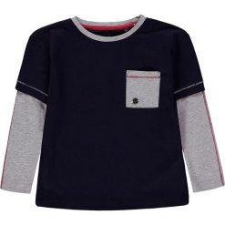 Koszulka w kolorze granatowym. T-shirty dla chłopców marki Reserved. W wyprzedaży za 62.95 zł.