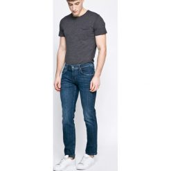 Pepe Jeans - Jeansy Cane. Szare jeansy męskie Pepe Jeans. W wyprzedaży za 219.90 zł.