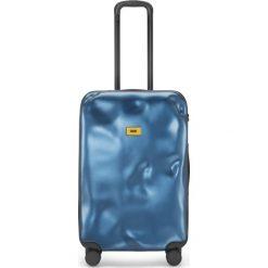 Walizka Icon średnia niebieska. Walizki męskie Crash Baggage. Za 1,040.00 zł.