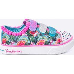 Skechers - Tenisówki dziecięce. Buty sportowe dziewczęce marki bonprix. W wyprzedaży za 199.90 zł.