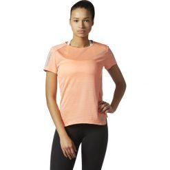 Adidas Koszulka RS SS Tee W pomarańczowy r. XS (BQ7963). Bluzki damskie Adidas. Za 99.99 zł.