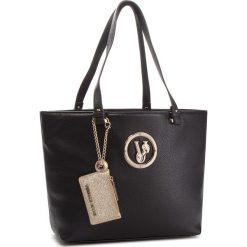 Torebka VERSACE JEANS - E1VSBBV5  70790 899. Czarne torebki do ręki damskie Versace Jeans, z jeansu. Za 699.00 zł.