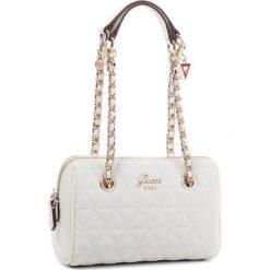 Torebka GUESS - HWVG69 88760 WHI. Białe torebki do ręki damskie Guess, ze skóry ekologicznej. W wyprzedaży za 309.00 zł.