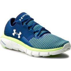 Buty UNDER ARMOUR - Ua W Speedform Fortis 2 1273954-480 Her/Wtr/Wht. Niebieskie buty sportowe męskie Under Armour, z materiału. W wyprzedaży za 269.00 zł.