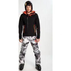 Superdry BASEJUMPER  Kurtka snowboardowa black. Kurtki snowboardowe męskie Superdry., z materiału. W wyprzedaży za 989.10 zł.