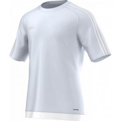 Adidas Koszulka piłkarska męska Estro 15 szaro-biała r. XL (S16151). T-shirty i topy dla dziewczynek Adidas. Za 51.00 zł.