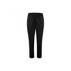 Spodnie LOOSE BLACK. Czarne spodnie materiałowe damskie True color by ann, z gumy. Za 299.00 zł.