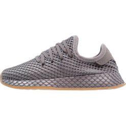 Adidas Originals DEERUPT RUNNER J Tenisówki i Trampki grey three/grey four. Buty sportowe chłopięce adidas Originals, z materiału. Za 449.00 zł.